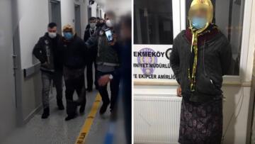 Çekmeköy'de her yerde aranıyordu! Firari hükümlü kadın kılığında yakalandı