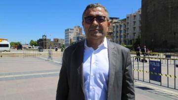 CHP'li Sezgin Tanrıkulu: Arkadaşım dostum Demirtaş'ı ziyaret ettim