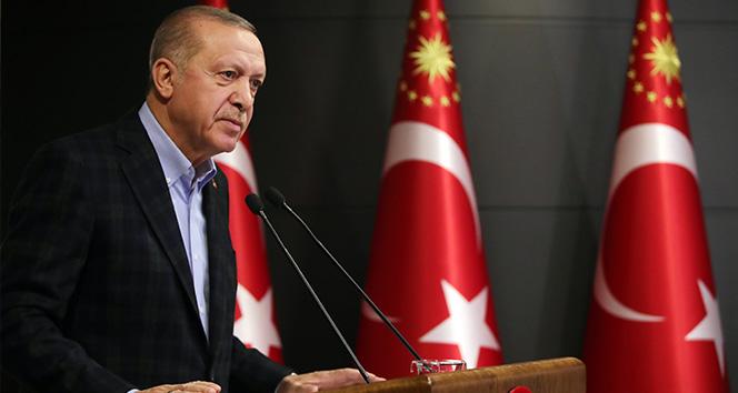Cumhurbaşkanı Erdoğan Telegram ve BİP'te