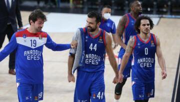 Euroleague | Anadolu Efes 86-79 Barcelona