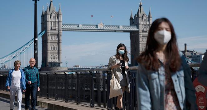 İngiltere'de İkinci Dünya Savaşı'ndan bu yana en yüksek can kaybına ulaşıldı