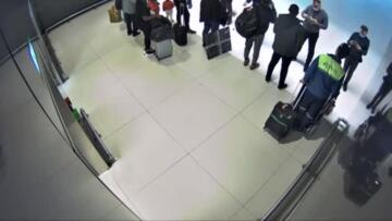 İstanbul Havalimanı nda midesinde yurda uyuşturucu madde sokmaya çalışan kişi yakalandı