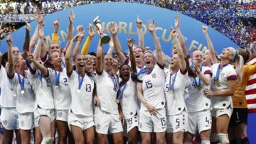 MAÇ SONUCU | ABD 2-0 Hollanda | FIFA Kadınlar Dünya Kupası Finali