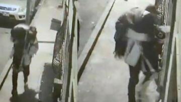 Şişli'de dehşet veren görüntü: Kız arkadaşını tekmeleyerek bayıltana kadar dövdü