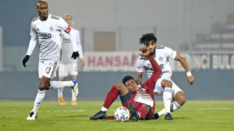 Son dakika | Açıkladı: '2 penaltıyı atladı!' Hatayspor-Beşiktaş maçının ardından…
