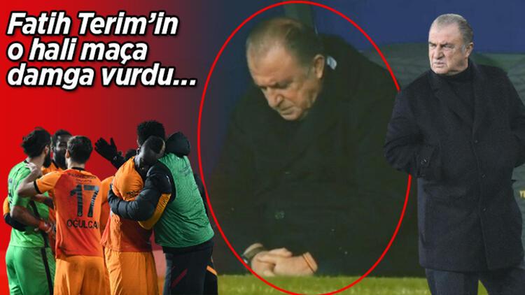 Son Dakika   Galatasaray'da Fatih Terim patlaması! Arda Turan'dan olay hamle…