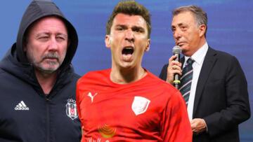 Son dakika – Mandzukic transferinde fark 500 bin! Beşiktaş'tan 3 bomba daha…