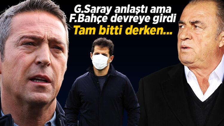 Son dakika transfer haberleri: Fenerbahçe resmen devrede! Galatasaray prensipte anlaştı ama…