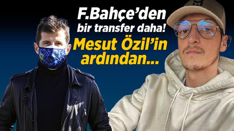 Son dakika transfer haberleri: Mesut Özil'in ardından Fenerbahçe'den bir bomba daha! Brezilyalı forvet bitiyor…