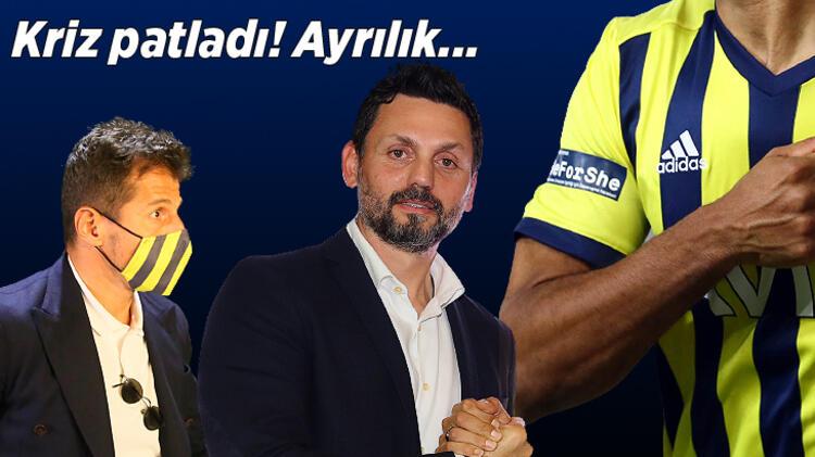 Transfer haberleri   Fenerbahçe'de ayrılık krizi, yeni adresi! 'Paramı verin' dedi ve…