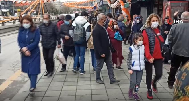 Başkent'te ucuzluk sevdası korona korkusunun önüne geçti