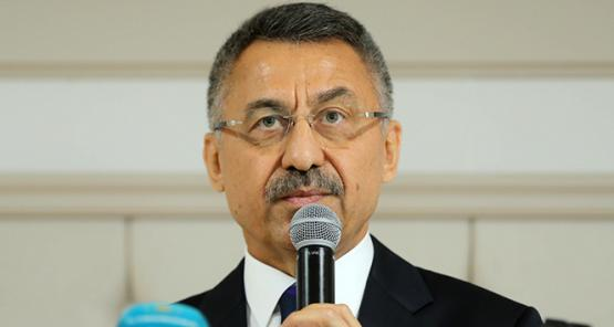 Cumhurbaşkanı Yardımcısı Oktay, KKTC'de