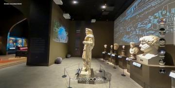 YerelNet: Ücretsiz 360 Derece Müze Gezi Sitesi