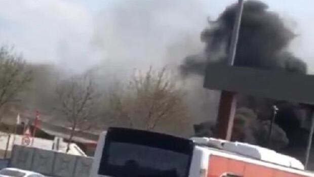 Kocaeli'de döküm fabrikasında kazan patladı: 8 yaralı