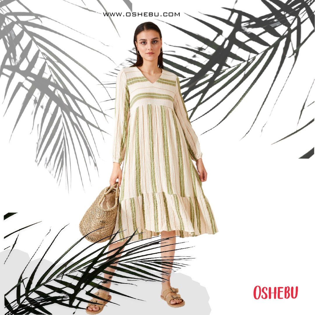 Oshebu Kadın Giyim Büyümeye Devam Ediyor
