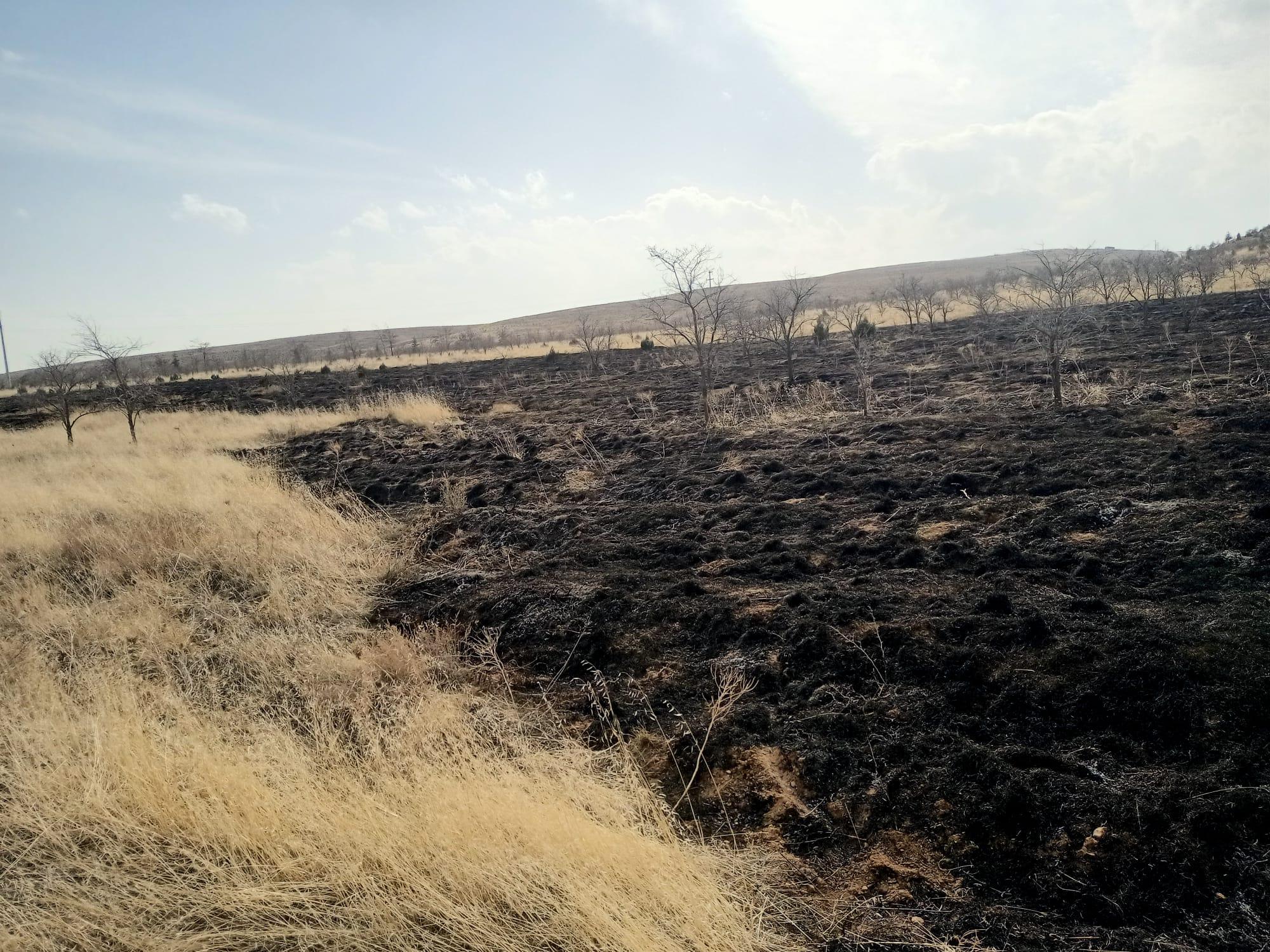Konya'da Çıkan Yangında Mehmet Yetkin Alevlerin Arasına Canını Hiçe Sayarak Girdi