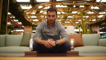 Dekoratif aydınlatma 'Flyte Teknolojisi' Eren Güney ile ilk defa Türkiye'de
