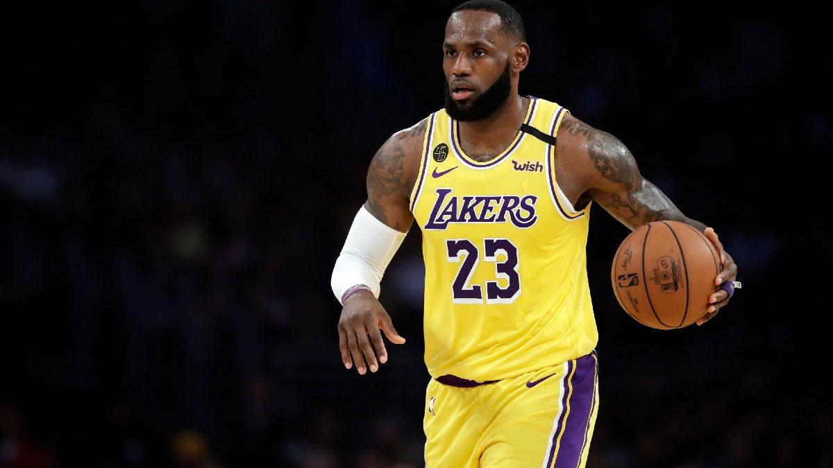 Hem basketbolun hem de paranın kralı: LeBron James
