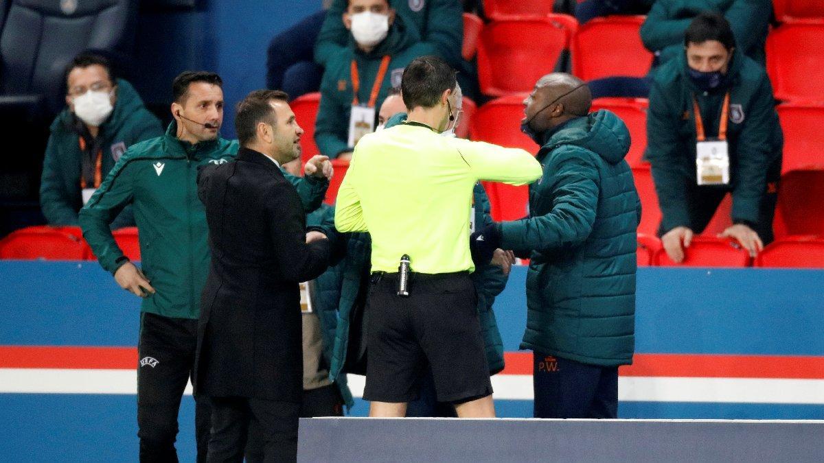 UEFA açıkladı: Webo'ya ırkçılık yok!